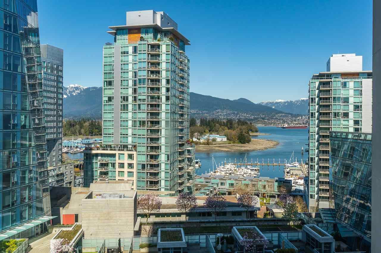 Main Photo: 801 1415 W GEORGIA Street in Vancouver: Coal Harbour Condo for sale (Vancouver West)  : MLS®# R2569866