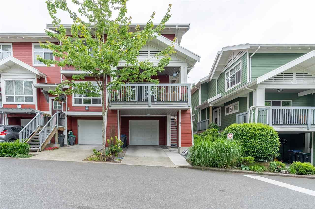 """Main Photo: 85 15168 36 Avenue in Surrey: Morgan Creek Townhouse for sale in """"Solay"""" (South Surrey White Rock)  : MLS®# R2469056"""