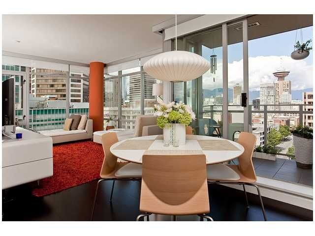 FEATURED LISTING: 1606 - 788 RICHARDS Street Vancouver