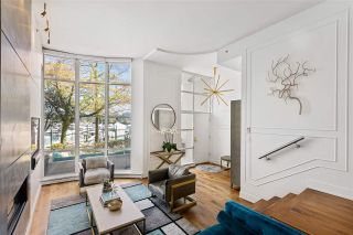 """Photo 8: 110 1228 MARINASIDE Crescent in Vancouver: Yaletown Townhouse for sale in """"Crestmark II"""" (Vancouver West)  : MLS®# R2564048"""