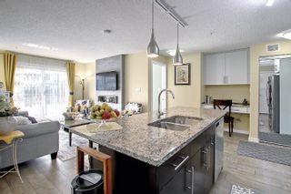 Photo 1: 312 5510 SCHONSEE Drive in Edmonton: Zone 28 Condo for sale : MLS®# E4265102