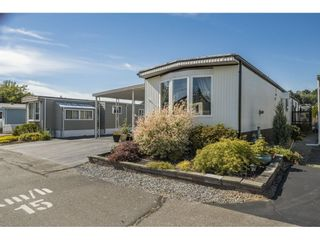 """Photo 3: 157 27111 0 Avenue in Langley: Aldergrove Langley Manufactured Home for sale in """"Pioneer Park"""" : MLS®# R2597222"""