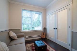 Photo 15: 17 1299 COAST MERIDIAN ROAD in Coquitlam: Burke Mountain Townhouse for sale : MLS®# R2261293