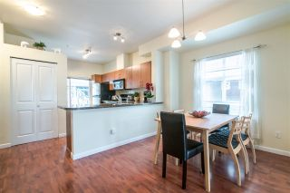 Photo 4: 4 935 EWEN AVENUE in New Westminster: Queensborough Townhouse for sale : MLS®# R2355621