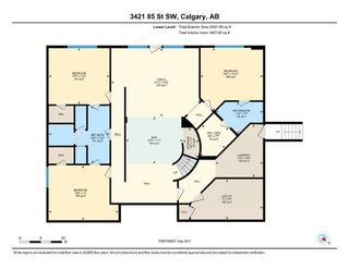 Photo 44: 3421 85 Street SW in Calgary: Springbank Hill Detached for sale : MLS®# A1153058