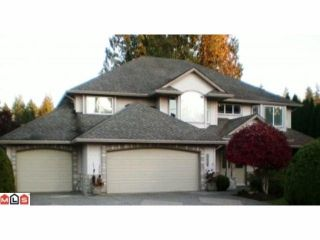 """Photo 1: 4208 GOODCHILD Street in Abbotsford: Abbotsford East House for sale in """"Sandyhill"""" : MLS®# F1213064"""