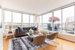 "Photo 1: 502 288 E 8 Avenue in Vancouver: Mount Pleasant VE Condo for sale in ""Metrovista"" (Vancouver East)  : MLS®# R2572243"