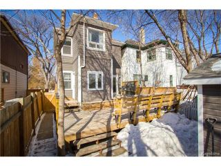 Photo 18: 364 Morley Avenue in Winnipeg: Fort Rouge Residential for sale (1Aw)  : MLS®# 1705166
