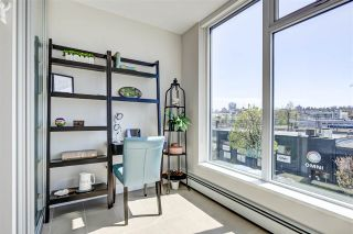 """Photo 12: 512 159 W 2ND Avenue in Vancouver: False Creek Condo for sale in """"Tower Green at West"""" (Vancouver West)  : MLS®# R2572677"""