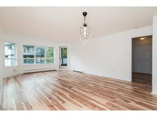 """Photo 3: 203 1830 E SOUTHMERE Crescent in Surrey: Sunnyside Park Surrey Condo for sale in """"SOUTHMERE MEWS"""" (South Surrey White Rock)  : MLS®# R2140511"""