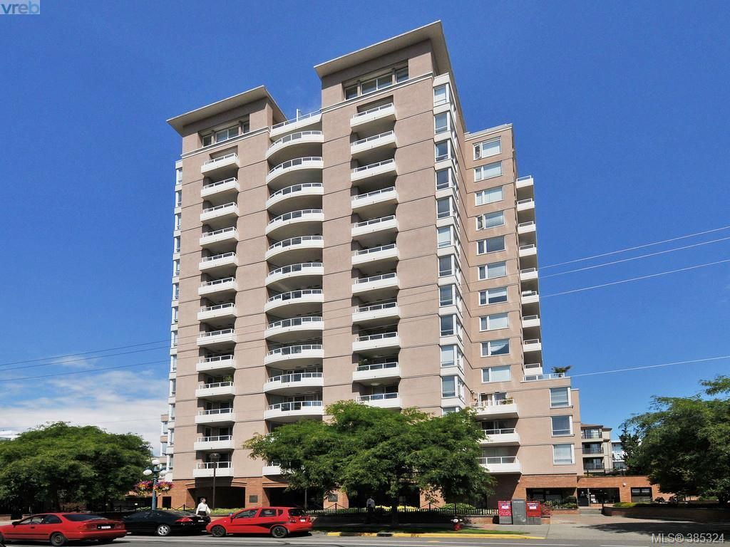 Main Photo: 410 930 Yates St in VICTORIA: Vi Downtown Condo for sale (Victoria)  : MLS®# 774267