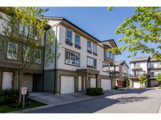 """Photo 1: 99 19505 68A Avenue in Surrey: Clayton Townhouse for sale in """"Clayton Rise"""" (Cloverdale)  : MLS®# R2058901"""