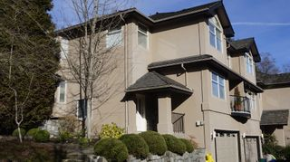 Photo 1: 27 2951 Panorama Drive in Coquitlam, BC: Townhouse for sale : MLS®# R2032950
