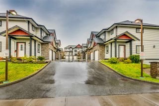 """Photo 1: 29 31235 UPPER MACLURE Road in Abbotsford: Abbotsford West Townhouse for sale in """"Klazina Estates"""" : MLS®# R2329825"""