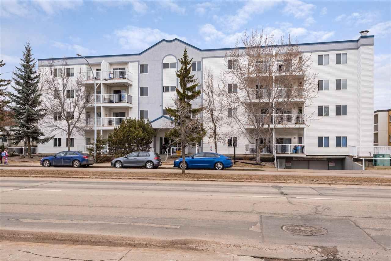 Main Photo: 205 11446 40 Avenue in Edmonton: Zone 16 Condo for sale : MLS®# E4235001
