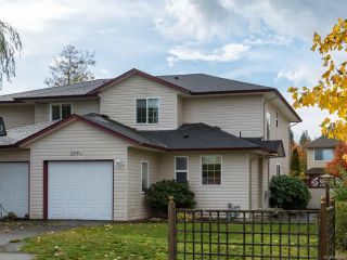 Photo 1: B 109 Timberlane Rd in COURTENAY: CV Courtenay West Half Duplex for sale (Comox Valley)  : MLS®# 827387