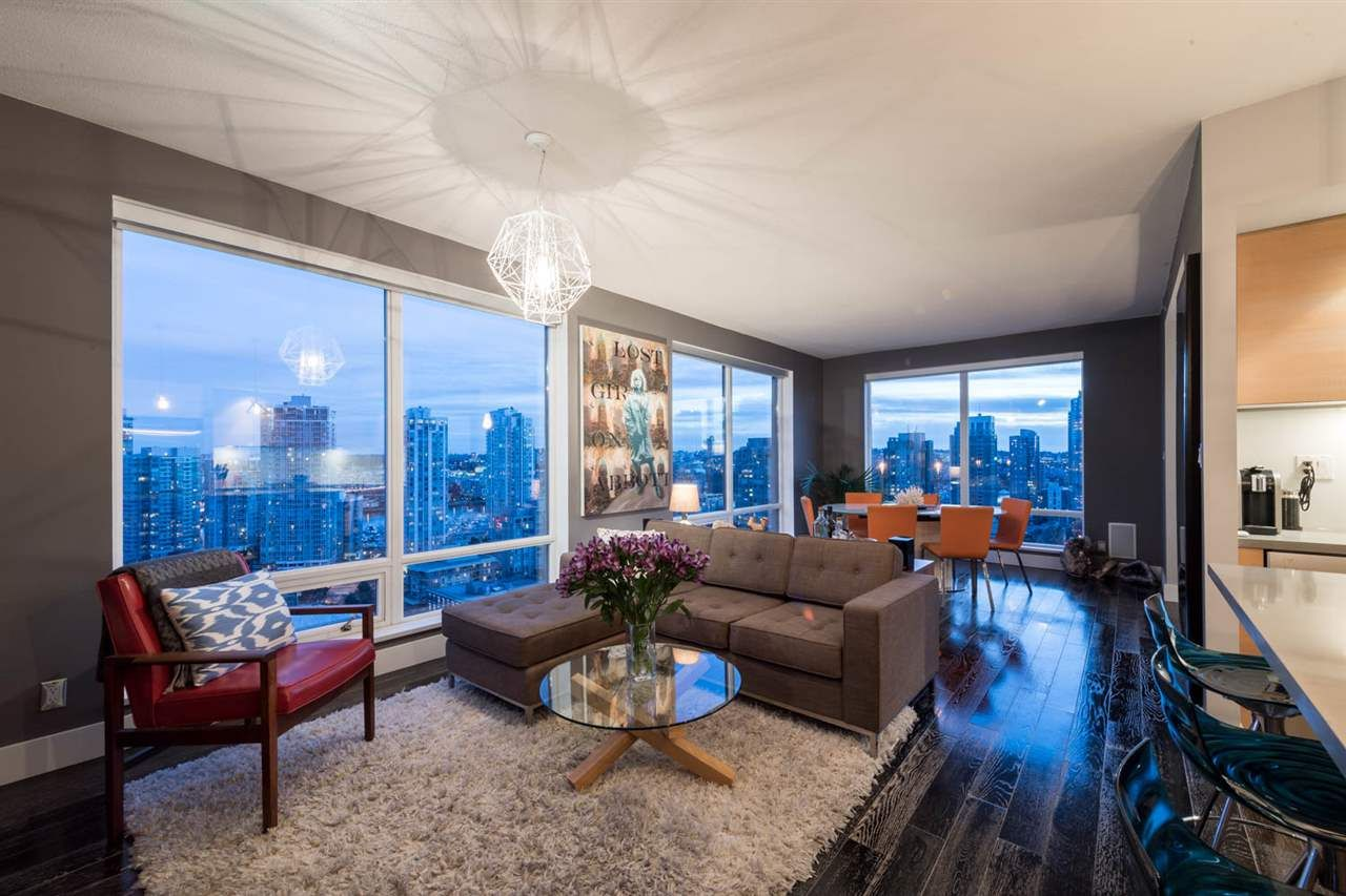 Main Photo: 2002 1055 HOMER STREET in : Yaletown Condo for sale (Vancouver West)  : MLS®# R2136013