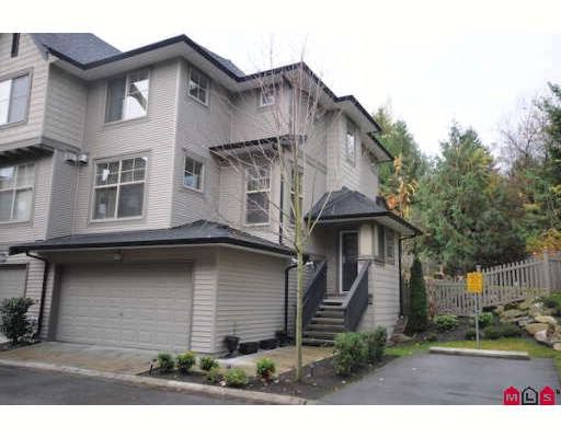 """Main Photo: 49 15152 62A Avenue in Surrey: Sullivan Station Townhouse for sale in """"Uplands"""" : MLS®# F2831409"""