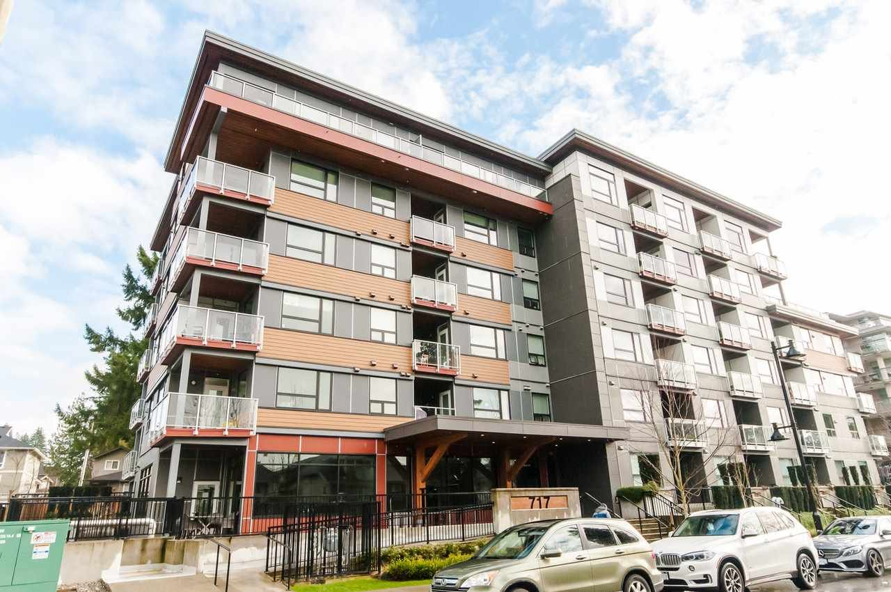 """Main Photo: 302 717 BRESLAY Street in Coquitlam: Coquitlam West Condo for sale in """"SIMON"""" : MLS®# R2533828"""