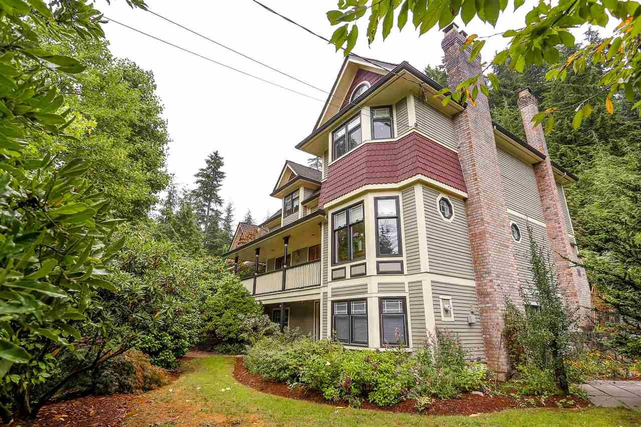 Main Photo: 3264 BEDWELL BAY Road: Belcarra House for sale (Port Moody)  : MLS®# R2077221