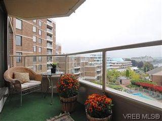 Photo 16: 511 225 Belleville St in VICTORIA: Vi James Bay Condo for sale (Victoria)  : MLS®# 585455