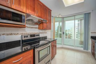 """Photo 8: 803 5425 YEW Street in Vancouver: Kerrisdale Condo for sale in """"THE BELMONT"""" (Vancouver West)  : MLS®# R2563051"""