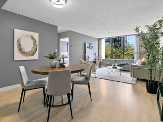 """Photo 8: 204 1860 ROBSON Street in Vancouver: West End VW Condo for sale in """"Stanley Park Place"""" (Vancouver West)  : MLS®# R2619099"""