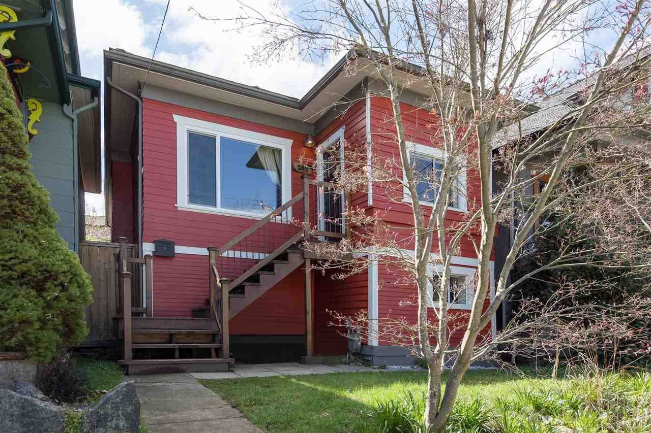 Main Photo: 266 E 26TH AVENUE in Vancouver: Main House for sale (Vancouver East)  : MLS®# R2358788