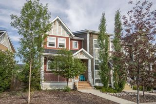 Photo 2: 60 Sunset Road: Cochrane Row/Townhouse for sale : MLS®# A1128537