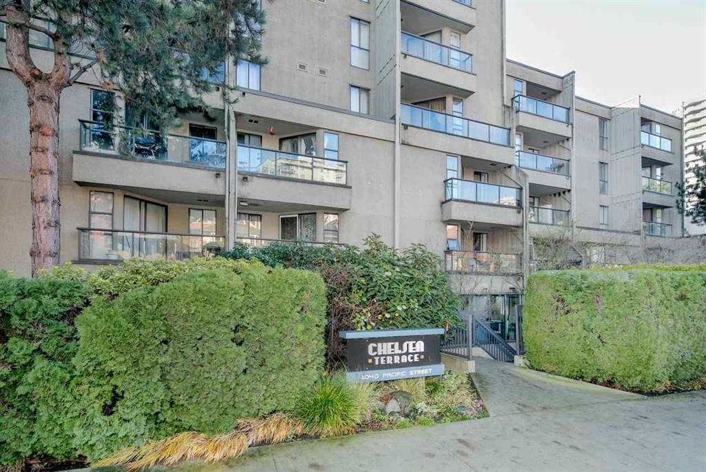 Main Photo: 906 1040 PACIFIC STREET in : West End VW Condo for sale : MLS®# R2270614