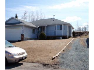 """Photo 1: 4423 WHEELER Road in Prince George: Charella/Starlane House for sale in """"CHARELLA/STARLANE"""" (PG City South (Zone 74))  : MLS®# N216265"""