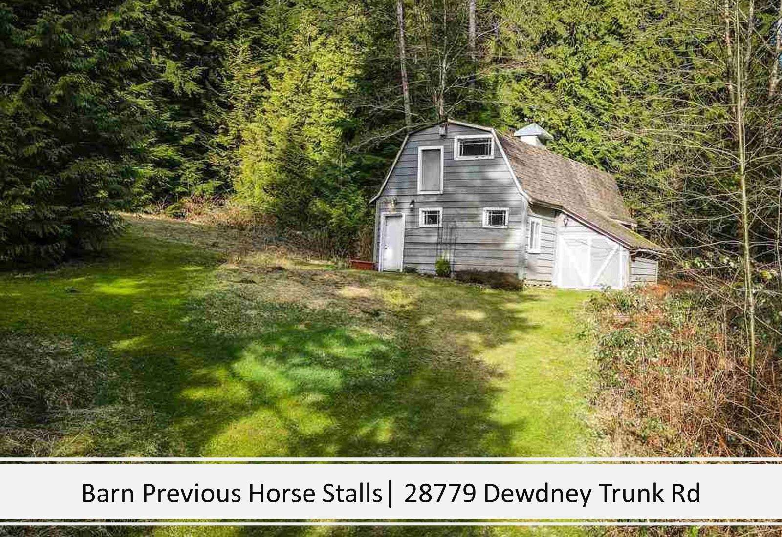 Photo 33: Photos: 28779 DEWDNEY TRUNK Road in Maple Ridge: Northeast House for sale : MLS®# R2597212
