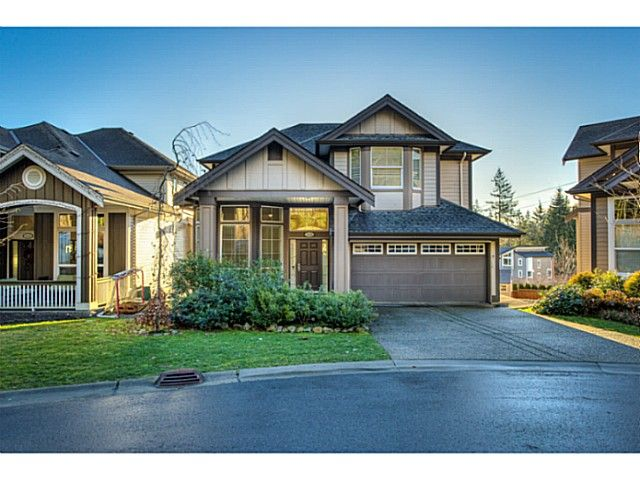Main Photo: 3376 DON MOORE DR in Coquitlam: Burke Mountain House for sale : MLS®# V1040050