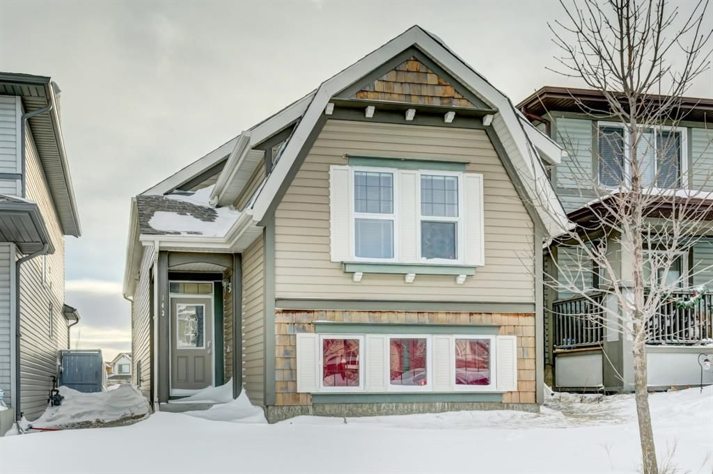 Main Photo: 143 PANORA Close NW in Calgary: Panorama Hills Detached for sale : MLS®# A1056779