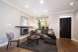 """Photo 1: 109 5588 PATTERSON Avenue in Burnaby: Central Park BS Condo for sale in """"DECORUS"""" (Burnaby South)  : MLS®# R2624757"""