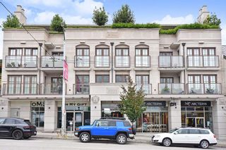 "Photo 1: 302 2035 W 4TH Avenue in Vancouver: Kitsilano Condo for sale in ""The Vermeer"" (Vancouver West)  : MLS®# R2385930"