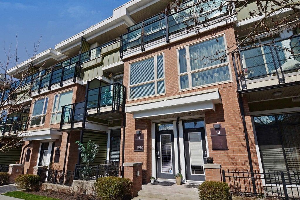 """Main Photo: 13 728 W 14TH Street in North Vancouver: Hamilton Townhouse for sale in """"NOMA"""" : MLS®# V1054169"""