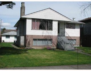 Photo 1: 4055 CAMBRIDGE Street in Burnaby: Vancouver Heights House for sale (Burnaby North)  : MLS®# V762291
