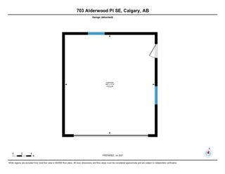 Photo 38: 703 Alderwood Place SE in Calgary: Acadia Detached for sale : MLS®# A1131581