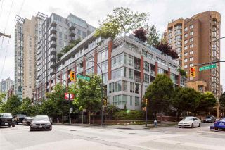 "Photo 2: 1202 1133 HOMER Street in Vancouver: Yaletown Condo for sale in ""H&H Homer & Helmcken"" (Vancouver West)  : MLS®# R2541783"
