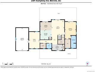 Photo 61: 2391 Humphrey Rd in : CV Merville Black Creek House for sale (Comox Valley)  : MLS®# 875183