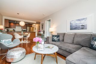 "Photo 1: 306 1650 W 7TH Avenue in Vancouver: Fairview VW Condo for sale in ""THE VIRTU"" (Vancouver West)  : MLS®# R2266835"