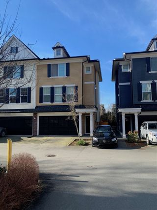 """Photo 1: 16 1640 MACKAY Crescent: Agassiz Townhouse for sale in """"The Langtry"""" : MLS®# R2547679"""