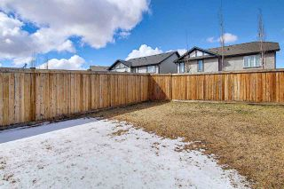 Photo 45: 5114 168 Avenue in Edmonton: Zone 03 House Half Duplex for sale : MLS®# E4237956