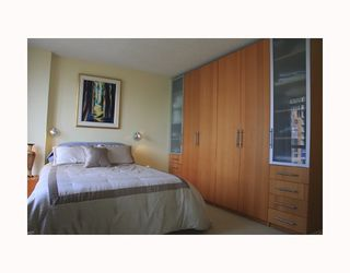 """Photo 5: 2803 867 HAMILTON Street in Vancouver: Downtown VW Condo for sale in """"JARDINE'S LOOKOUT"""" (Vancouver West)  : MLS®# V782664"""