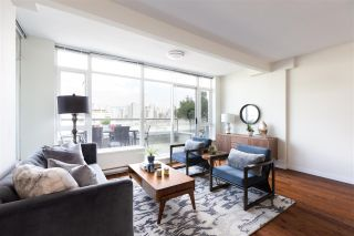 Photo 5: 704 2055 YUKON STREET in Vancouver: False Creek Condo for sale (Vancouver West)  : MLS®# R2286934