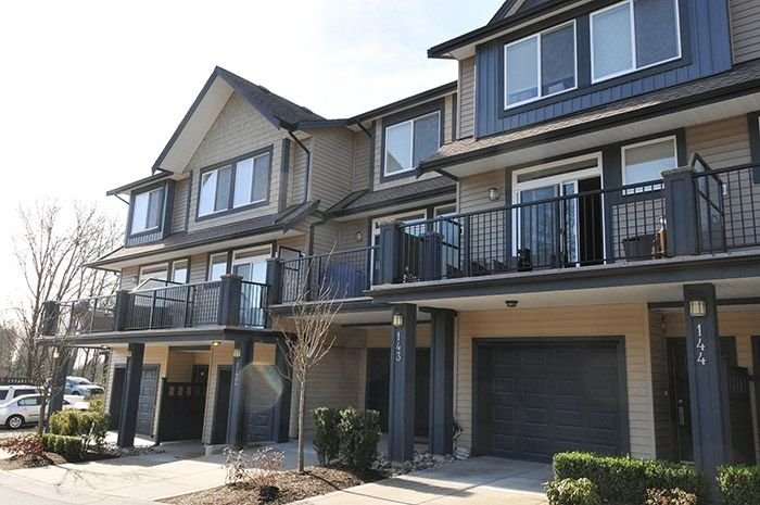 """Main Photo: 143 13819 232 Street in Maple Ridge: Silver Valley Townhouse for sale in """"BRIGHTON"""" : MLS®# R2038564"""