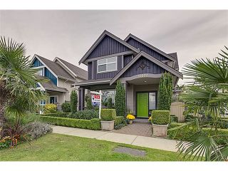 Photo 1: 10502 SHEPHERD Drive in Richmond: West Cambie House for sale : MLS®# V1087345