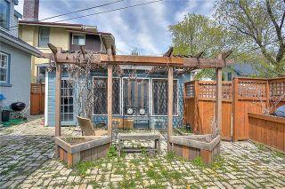 Photo 20: 233 Garfield Street in Winnipeg: Wolseley Single Family Detached for sale (5B)  : MLS®# 1913403