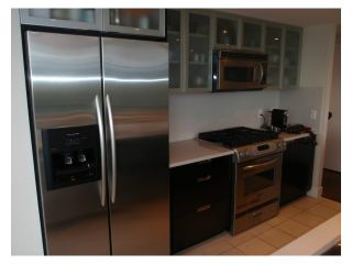 """Photo 5: # 403 1205 W HASTINGS ST in Vancouver: Coal Harbour Condo for sale in """"Cielo Coal Harbour"""" (Vancouver West)  : MLS®# V1014869"""